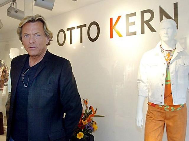 Otto Kern plante sein großes Comeback als Designer