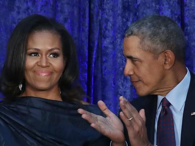 """Obama-Töchter kaum wiederzuerkennen -""""Schönheiten durch und durch"""""""