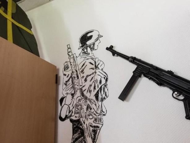Bundeswehr-Offizier: Bundesanwaltschaft klagt Franco A. wegen Anschlagsplänen an