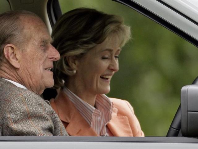 Penny Brabourne: Die Frau, die Prinz Philips engste Vertraute war
