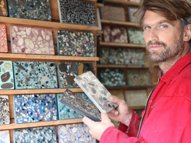 Felix Muhrhofer: Warum der Designer von Steinen fasziniert ist