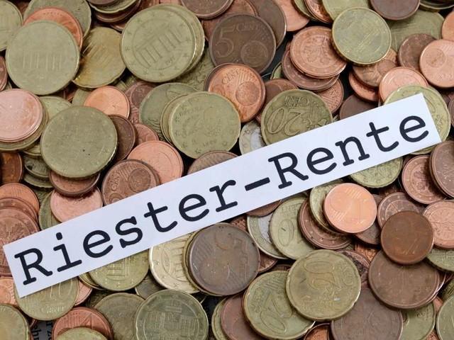 "Riester-Rente: ""Gescheitert, nicht reformierbar"" - Verbraucherschützer fordern Abschaffung"