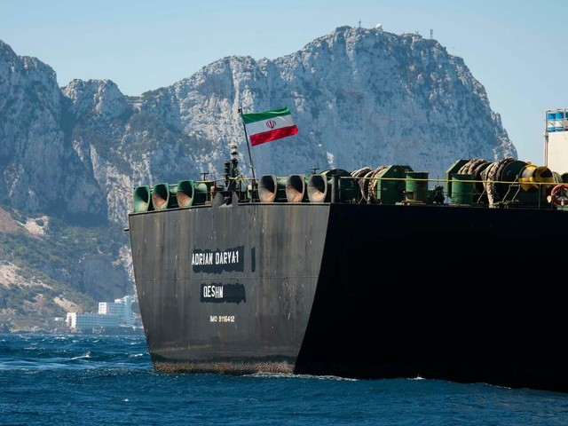 Diplomatischer Konflikt: Streit um iranischen Supertanker – USA drohen Häfen am Mittelmeer