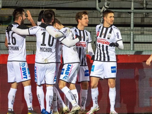 ÖFB-Cup: Der LASK ist der vierte Halbfinalist
