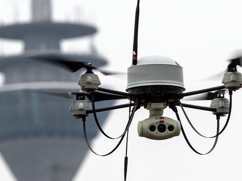 Kriminalität - Organisierter Sozialleistungsbetrug: Polizei schickt Drohnen