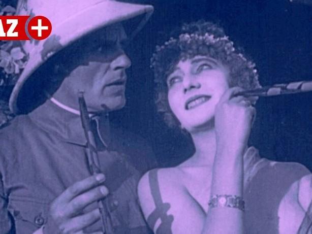"""Film: Legendärer Stummfilm """"Opium"""" restauriert auf DVD erschienen"""
