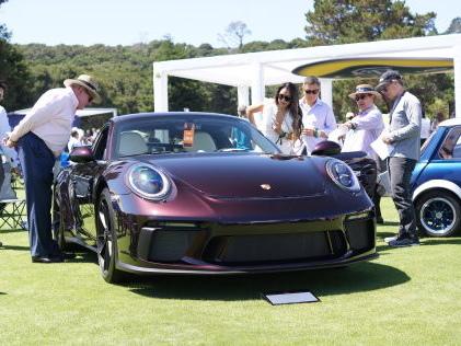 Porsche 911 GT3: CXX-Extras für fast 100.000 Euro Irre! Extras für fast 100.000 Euro
