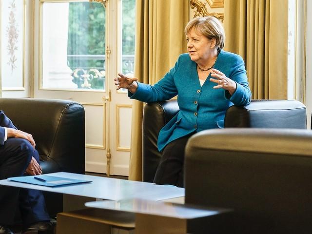 """""""Ende einer Ära"""" - Merkel-Abschied öffnet Macht-Vakuum in Europa, erste Anwärter stehen schon bereit"""