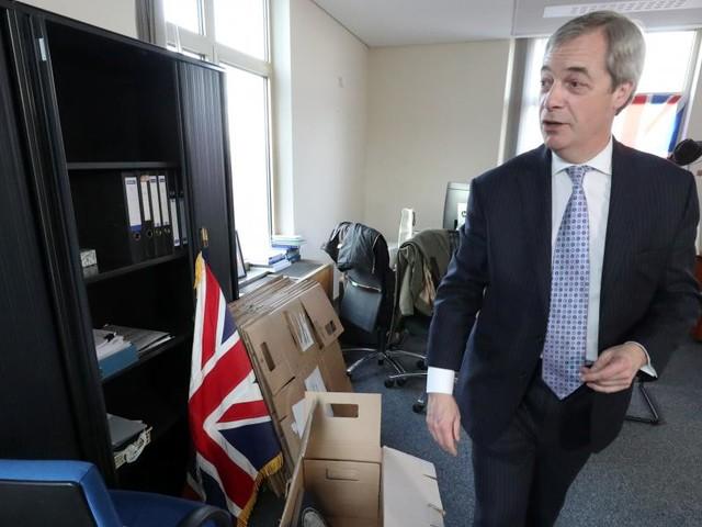 Brexit rückt näher: Time to say goodbye