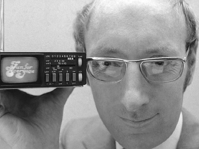 """Erfinder des """"ZX Spectrum"""" Sir Clive Sinclair verstorben"""