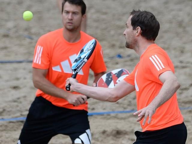 8. Göttinger Beach Tennis Open: Wettkämpfe nicht auf, sondern im Sand