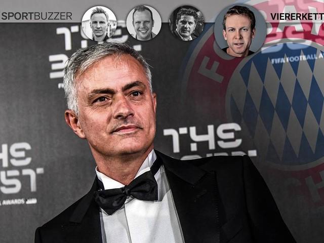 Ronald Reng: Deshalb passt Jose Mourinho nicht zum FC Bayern