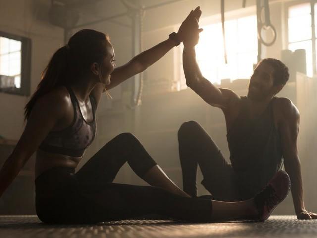 Fitnesstrend: Im Doppelpack steigt die Motivation