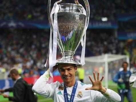 Cristiano Ronaldo kündigt seinen Abschied bei Real Madrid an
