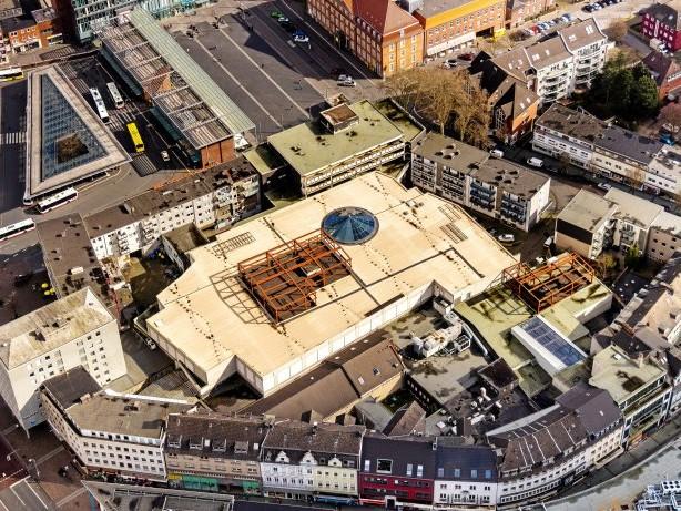 Innenstadt: Ein Kino und ein Hotel ziehen ins Bottroper Hansa Center ein