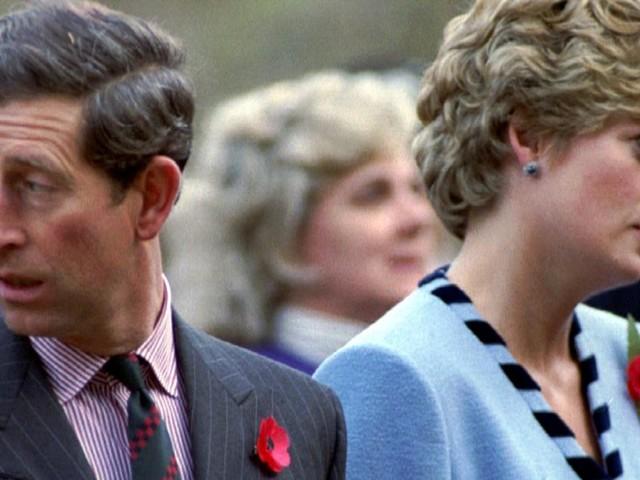 """""""Mein Mann plant einen Unfall"""": Polizei befragte Charles zu Dianas Notiz"""