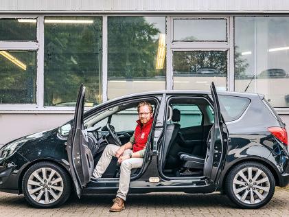 Opel Meriva B: Gebrauchtwagen-Test Dieser Familienfreund kommt mit ungewöhnlichem Tür-Trick