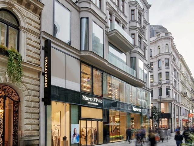 Marc O'Polo: Erster Store in Österreich mit neuem Retail-Konzept