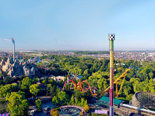 Canada's Wonderland plant Bau seiner 17. Achterbahn