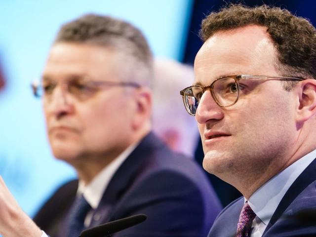 Corona: Das sagen Jens Spahn und RKI-Chef Wieler über die Delta-Variante - Livestream