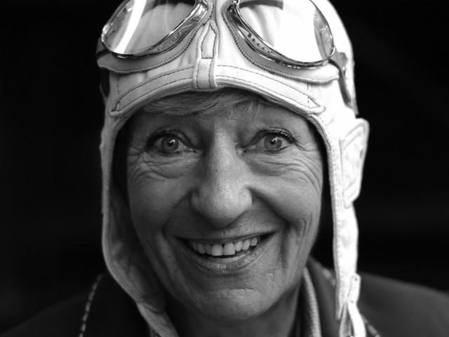 Zum Tod von Heidi Hetzer: Ein Leben im Rennanzug
