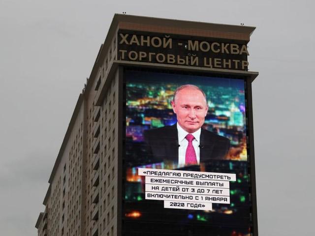 Putin muss bald abdanken - und hat schon eine Idee, wie er an der Macht bleibt