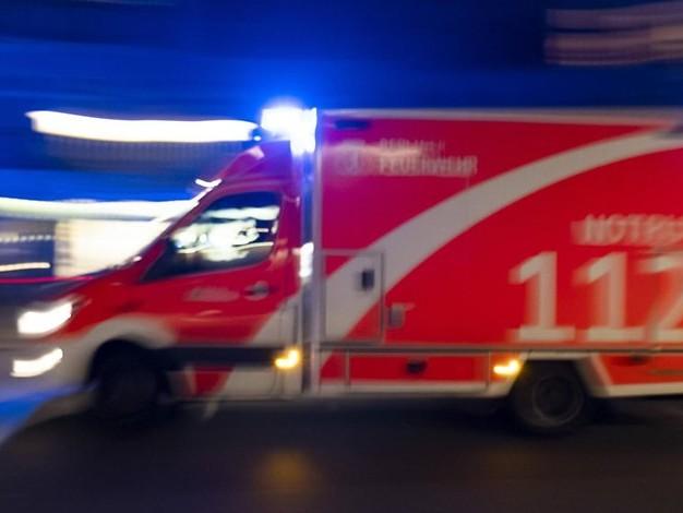 Rotes Kreuz sabotiert?: Unbekannte lösten Radmuttern von Rettungswagen