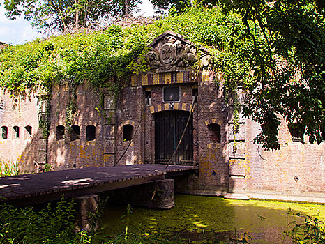 Utrecht und die Forts der Wasserlinie