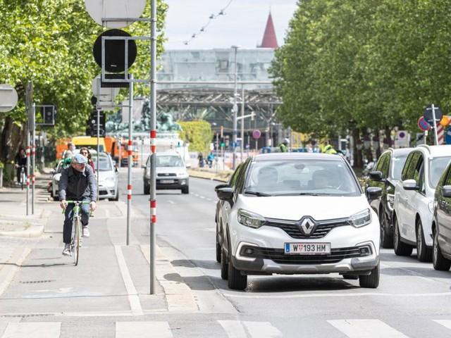 Rot-grüner Praterstraßenkampf geht in die nächste Runde
