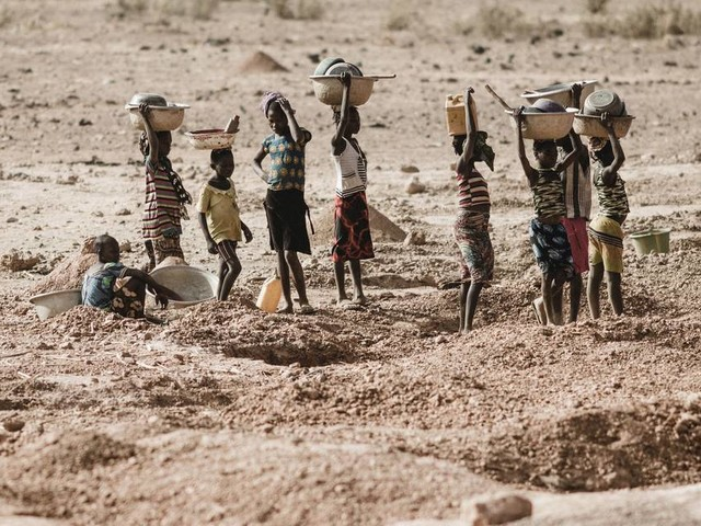 Mehr als 31 Millionen Menschen betroffen: UN warnen vor Hungerkatastrophe in West- und Zentralafrika