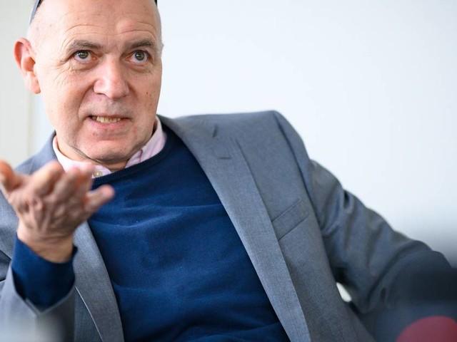 Nachfolge für Fritz Keller: DFB-Präsident: Bernd Neuendorf aus Bonn offenbar Kandidat