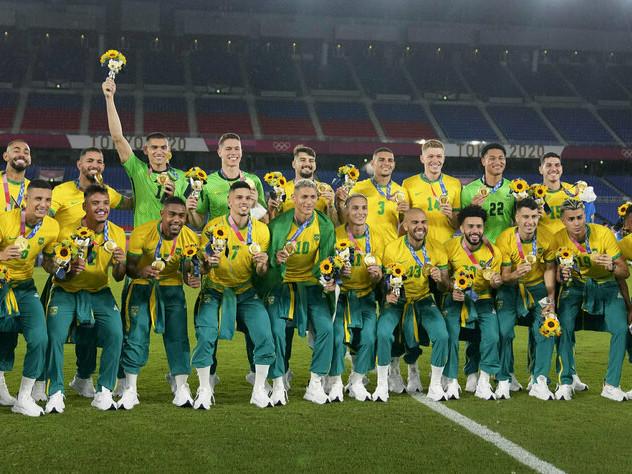 Streit nach Brasiliens Olympiasieg: Wer alles in China siegen will