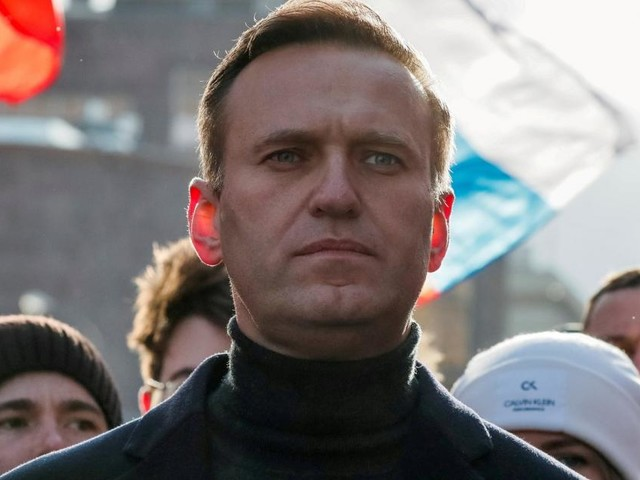 Russland: Nächste Anklage gegen inhaftierten Nawalny