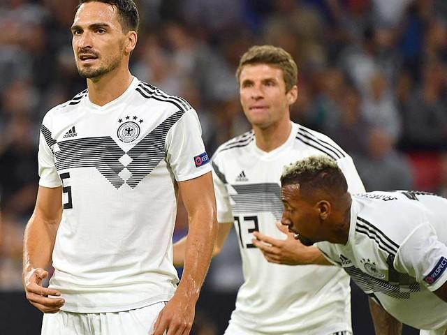"""DFB-Team: WM-Trio mit zur EM? Babbel exklusiv: """"Wenn du ihn nicht mitnimmst, bist du nicht normal"""""""