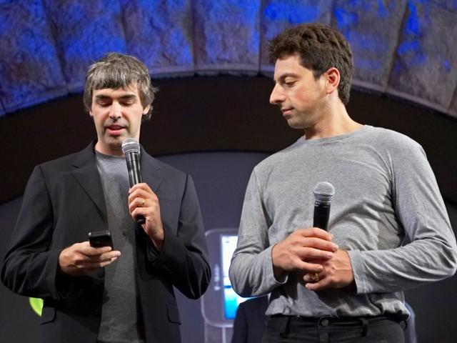 Rücktritt der Google-Gründer: Die letzten großen Träumer