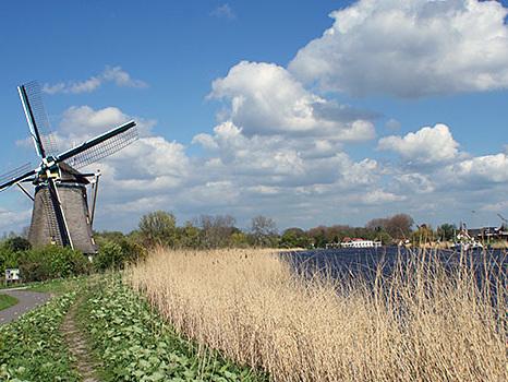 Unterwegs mit Rad und Schiff: Die Niederlande von ihrer schönsten Seite
