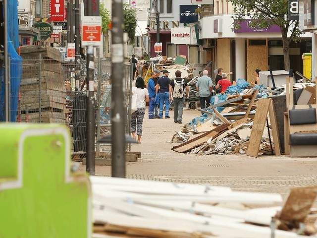 Nach Flutkatastrophe: Kabinett beschließt Aussetzung der Insolvenzantragspflicht