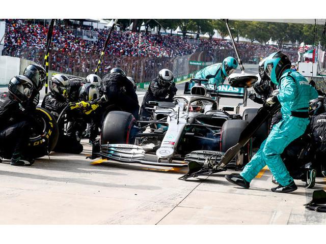 Rennanalyse GP Brasilien 2019: Mercedes unterläuft Anfängerfehler