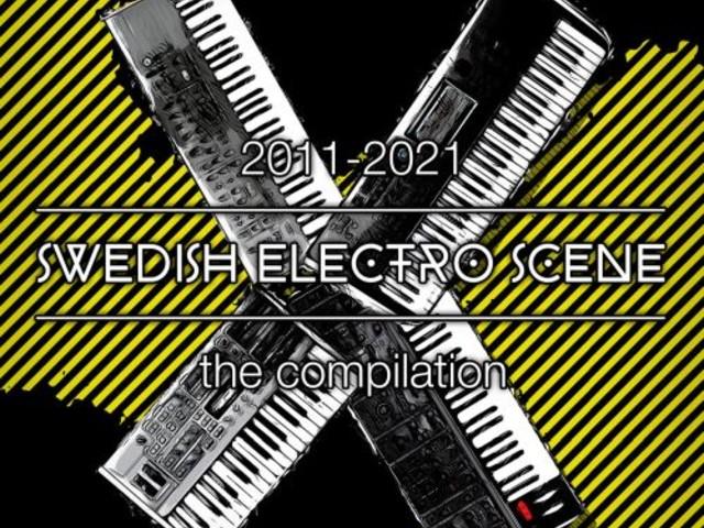 MP3-Hinweis: 2011-2021 SWEDISH ELECTRO SCENE – the compilation