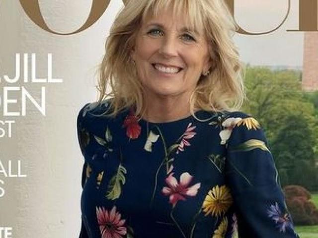 """Jill Biden ziert Cover der """"Vogue"""" - was Melania nie durfte"""
