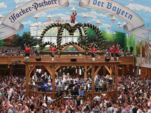 Willkommen zur größten Party der Welt: Oktoberfest in München