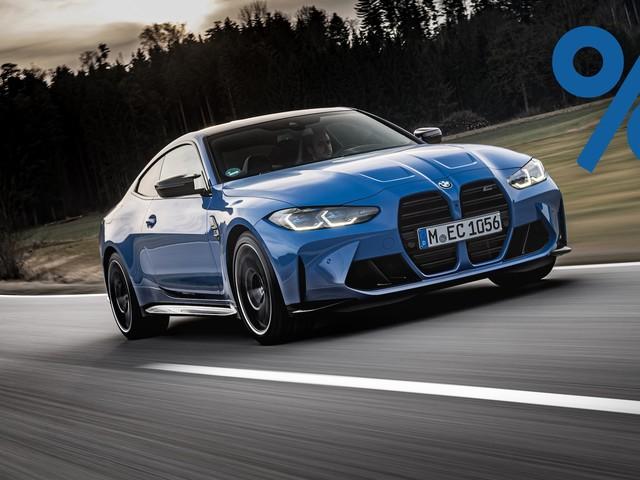 BMW M4 (2021): Rabatt, Competition, Allrad, Preis So gibt es das Power-Coupé BMW M4 mit einem Nachlass von 13.300 Euro