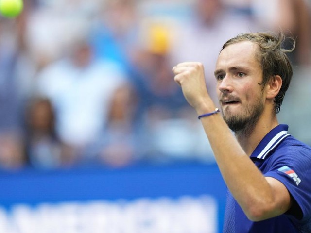 Grand-Slam-Traum geplatzt: Medwedew deklassiert Djokovic im US-Open-Finale