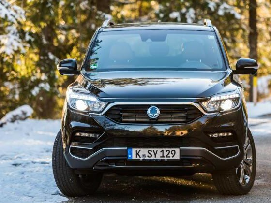 Neuer Ssangyong-Geländewagen Rexton kommt ab 30990 Euro