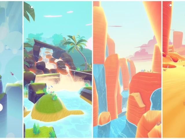 Entwickler von Monument Valley haben ein Spiel für Motion Sense des Pixel 4 veröffentlicht