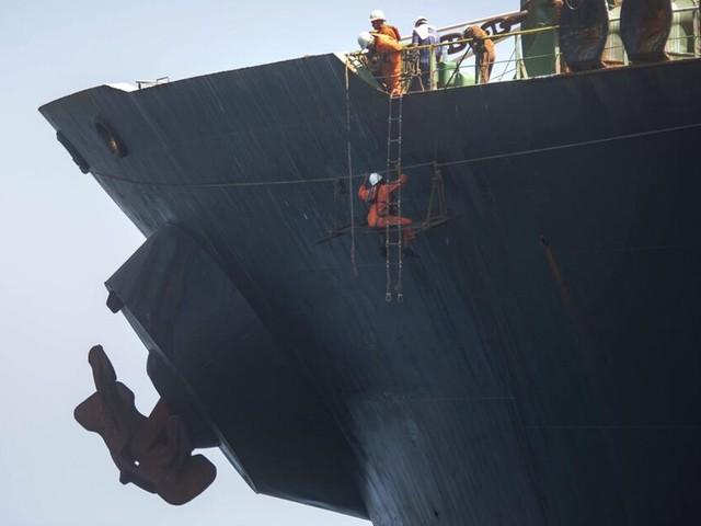 US-Gericht verfügt Beschlagnahmung von Supertanker vor Gibraltar