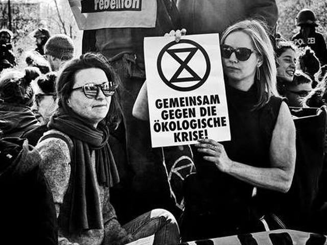 """Extinction Rebellion: """"AfD-Mitglieder sind bei uns nicht willkommen"""""""