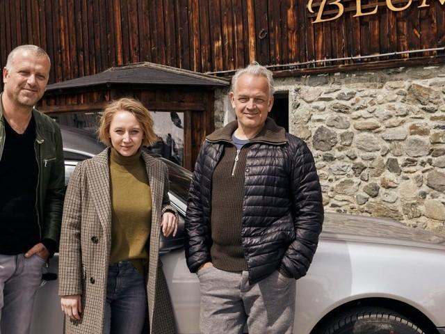 """ORF und Netflix drehen Thrillerserie """"Totenfrau"""""""