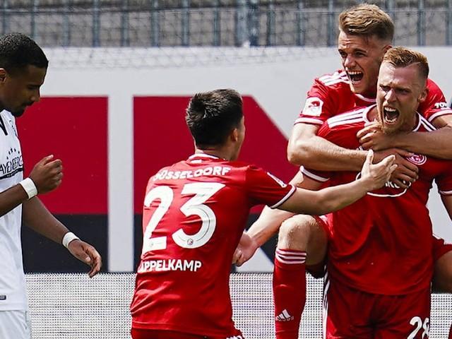 Zweite Bundesliga: St. Pauli besiegt Kiel – auch Düsseldorf gewinnt