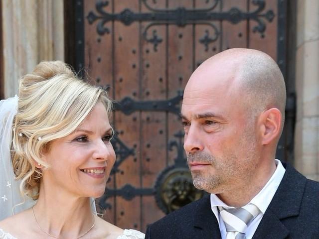 Andrea Kathrin Loewig: TV-Star hat geheiratet